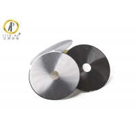 Buy cheap HRA90.0 Polished Round Carbide Cutter For Cigarette Cutting from wholesalers