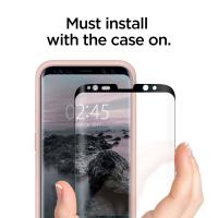Buy cheap Waterproof Full Coverage Curved Tempered Glass Screen Protector Easy Installation from wholesalers