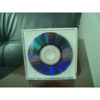 Buy cheap Dvd R Blank Disc In Cake Box Writing 8x / 16x Recording Time 120 Minutes Storage Capacity from wholesalers