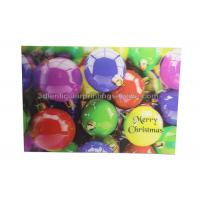 Buy cheap Offset Printing Greeting Custom Lenticular Cards In 0.58mm Plastic from wholesalers