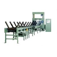 Buy cheap Steel Wire Coil Wrapping Machine For 60r/Min Ring Speed ,Take Up Device from wholesalers
