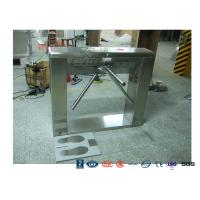 Buy cheap ESD System Tripod Pedestrian Turnstile Gate For One - Direction Flow Control product