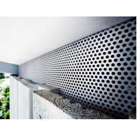 China Anping slotted hole punched sheet metal(factory) on sale