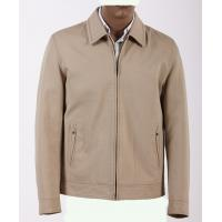 Buy cheap Stylish and Designer Size 46 54 L XL White Lightweight Cotton PU Jackets for Men product