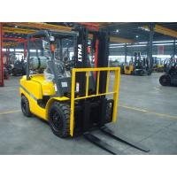 Buy cheap 500mm Load Center Propane Powered Forklift Machine With Forklift Spare Parts from wholesalers