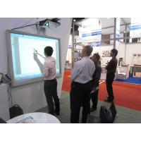 Buy cheap Infrared Multi-Touch Interactive Whiteboard with Electronic Whiteboard Technology from wholesalers