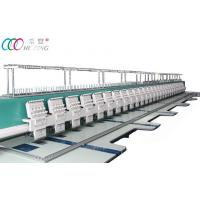 Buy cheap High Speed Flat Multi-Head Embroidery Machine for Apparel Dress / Jacket from wholesalers