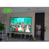 Buy cheap Wall Mouted P4 Die Cast Aluminum RGB LED Display Full Color Led Display from wholesalers