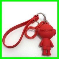 Buy cheap Factory Custom made best home decoration gift polyresin resin keychains function action figure from wholesalers