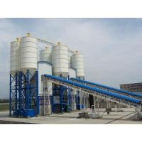 Buy cheap HZS120 Concrete Batching Plant Stationary Modular Design Easy Installation And Removal from wholesalers