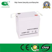 Buy cheap Deep Cycle, Maintenance Free 6V210ah Lead Acid Battery/Gel Battery for Golf Cart with CE Approved from wholesalers