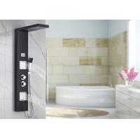 Buy cheap Hydromassage Function Wall Mount Shower Panel Dual Zinc Handle Design ROVATE from wholesalers