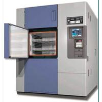 Buy cheap 2 Zone Touch Screen Lab Thermal Shock Testing Chamber , Climatic Test Chamber Equipment from wholesalers