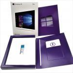 Buy cheap Enterprise Software License Key / Windows 10 Home COA Sticker USB 64 32 Bit from wholesalers