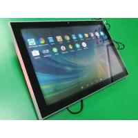 Buy cheap Meeting Room Control POE/DC powered Android OS 10 Inch Touch Screen Tablets with 3-colors LED indicator Light from wholesalers