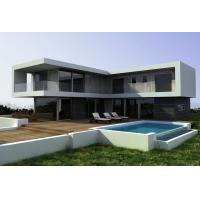 Buy cheap Luxury Prefabricated Light Steel Villas House Quickly To Assemble On Site product