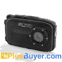 Buy cheap AbleCam - 5 MP Waterproof Digital Camera (4032x3024, IPX8, Face Detection) from wholesalers