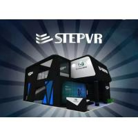 Buy cheap Professional Virtual Reality Systems 3D Dynamic View For Training , SVR-1712048 product