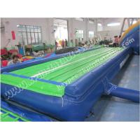 Buy cheap Inflatable air track, inflatable gymnastics mats from wholesalers