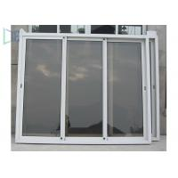 Buy cheap Residential Aluminium Sliding Windows And Doors / Double Glass Sliding Window from wholesalers