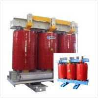 Buy cheap Low Loss Dry Type ElectricalTransformers Energy Saving 20kV - 160 KVA from wholesalers