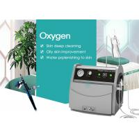 Buy cheap Beauty Salon Oxygen Jet Peel Facial Machine For Skin Rejuvenation / Deep Cleaning from wholesalers