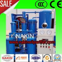 Buy cheap Vacuum Lubricating Oil Purifier,Waste Oil Filtration Equipment from wholesalers