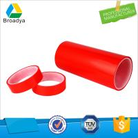 Buy cheap waterproof fashion tape & double sided red adhesive roll tape from wholesalers