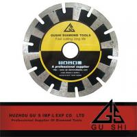 Buy cheap Flush diamond disc saw blade cutter(Hot pressed) product