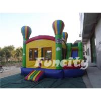 Buy cheap Inflatable Combo Bouncer Castle ,Inflatable Jumping Bouncer for Fun Games from wholesalers
