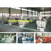 Buy cheap Floor Heating PPR Pipe Making Machine 10 Tons PLC Controlling from wholesalers