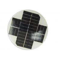 Buy cheap Small Size Round Solar Panel OEM Dimension With High Module Conversion Efficiency from wholesalers