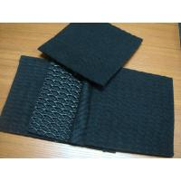Buy cheap Plastic HDPE Triplanar Geocomposite Drainage Net For Roadbed / Road Drainage from wholesalers