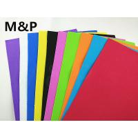 Buy cheap A4 Size Ponge Foam Paper Self Adhesive Foam Sheets OEM / ODM Avaliable from wholesalers