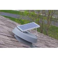 Buy cheap Solar Attic Fan / Solar Exhaust Fan from wholesalers