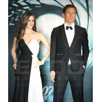 Buy cheap Custom Life Size Celebrity Wax Figures Silicone Wax Doll In Stock For Waxwork Museum from wholesalers