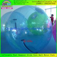 Buy cheap Fast Shipping Thickness Inflatable Zorb Walk on Water Ball Water Sports Balloon For Adult from wholesalers