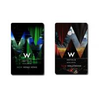 Buy cheap MF Ultralight C Plastic Key Cards 13.56MHz , Transportation Contactless Payment Card from wholesalers