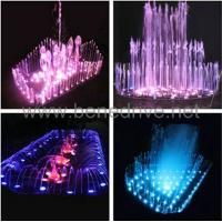 Buy cheap Water Proof Fountain Nozzle LED Pond Lights Lfl01-18 >50000 Hours Life Span from wholesalers