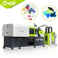 Buy cheap Cap Valve / Rubber Gasket Making Machine , Quick Horizontal Injection Moulding Machine from wholesalers