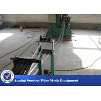 Buy cheap High Speed Single Razor Wire Making Machine Green Color JG-13strips from wholesalers