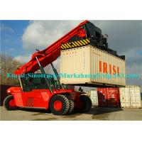 Quality 265kW Engine Shipping Container Lifting Equipment Sany Heli Kalmer Reachstacker SRSC45C31 for sale