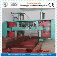 Buy cheap Hot Selling Good Quality Large Horizontal Bandsaw Mill from wholesalers