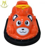 Buy cheap Hansel playground games plastic children toys electric battery bumper car from wholesalers