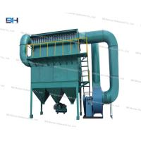 Buy cheap Efficient Industrial Dust Collector , Customized Pulse Jet Dust Collector from wholesalers