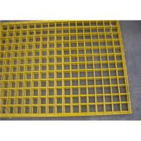 Buy cheap 1/2 Aperture Pvc Coated Wire Mesh Panels Low Carbon Iron 1.2cm Width 1m Length from wholesalers