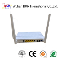 Buy cheap 4GE VOIP 2.4G 5G WIFI 4 External Antenna Dual Band ONU from wholesalers