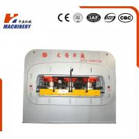 Buy cheap Short Cycle Hot Press Machine  For Furniture Board Melamine Plywood from wholesalers
