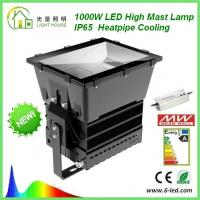 Buy cheap 1000W Floodlight To Replace 2000W HPS LED High Mast Lamp Cree XTE Super Brightness product