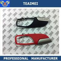 Buy cheap Decorative Balck / Red Blade Car Keychains , Metal Chevrolet / Suzuki Key Ring from wholesalers